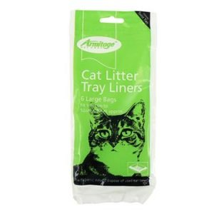 large litter tray liners