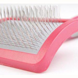 cat slicker brush