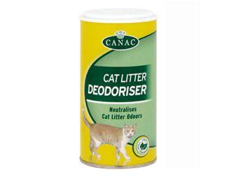 cat litter deodoriser