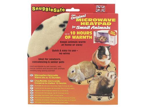 microwaveable heat pad