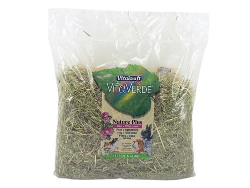 wild rose hay