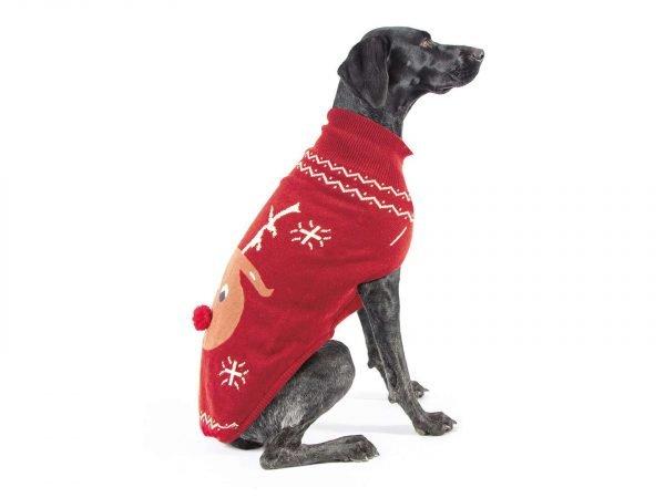 pets christmas jumper