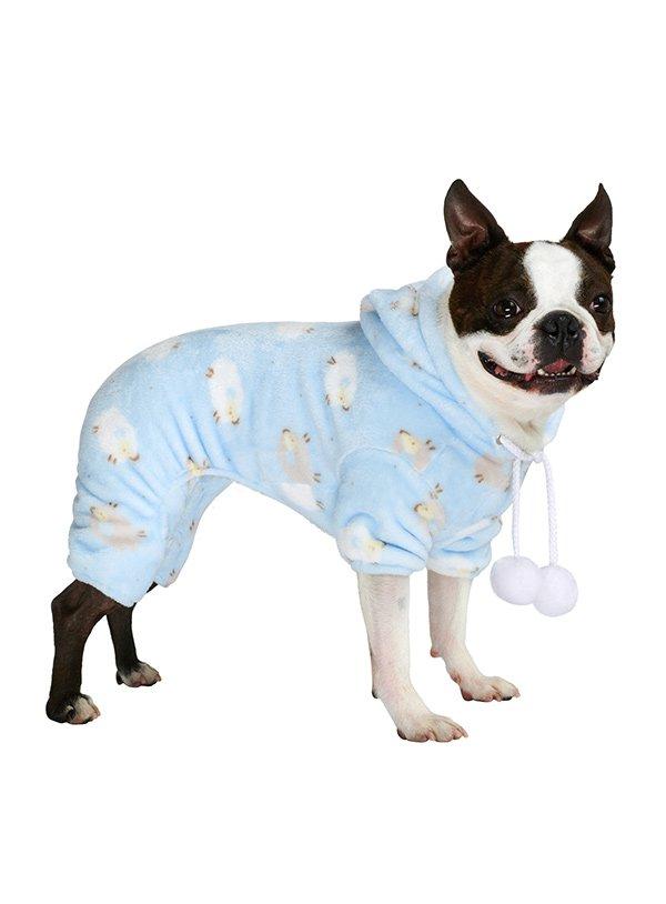 fleece dog pyjamas