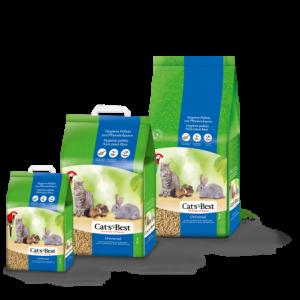 cats best universal cat litter