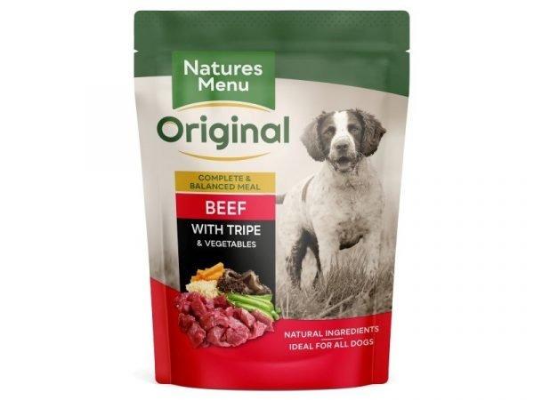 natures menu beef