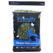 friendly hay