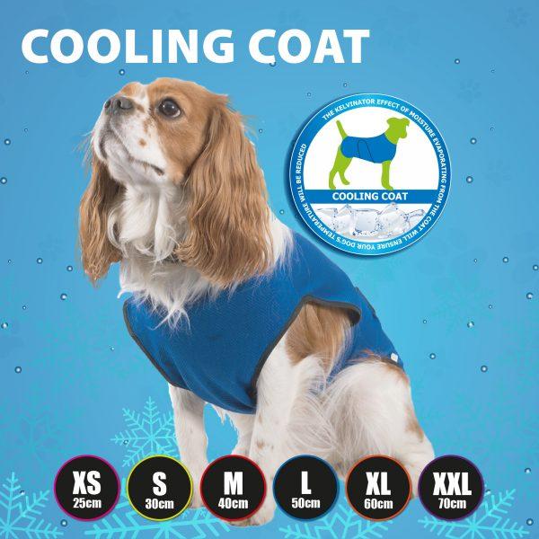 COOLING DOG VEST
