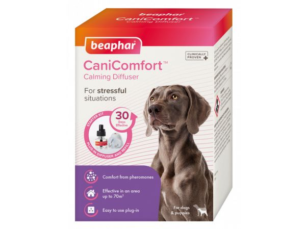 cani comfort calming diffuser