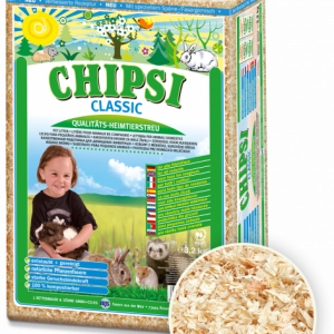 chipsi small animal litter