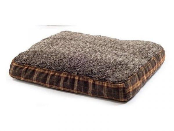 memory crumb dog bed