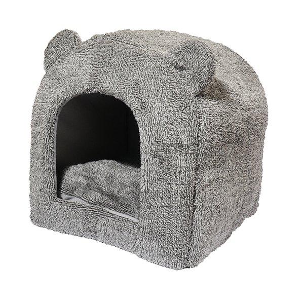 cave cat bed