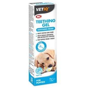 puppy teething gel