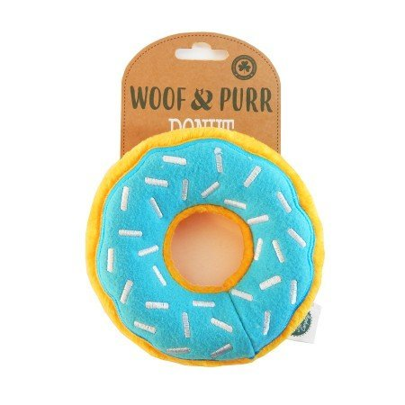 donut toy for dogs