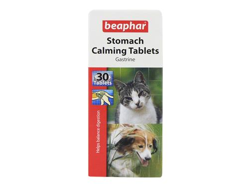 stomach calming tablets for dogs