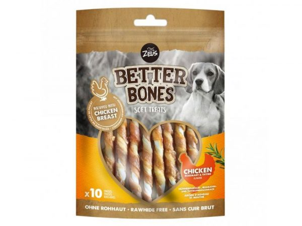 rawhide free dog treats