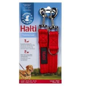 halti training lead