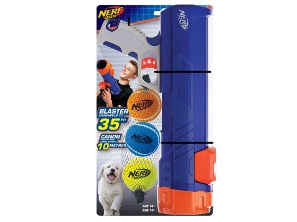 nerf tennis ball launcher