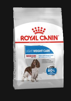 royal canin medium light weight